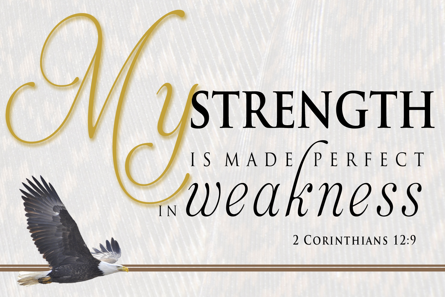 strength-in-weakness